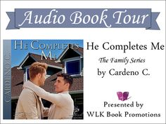 multitaskingmomma : Audio Blog Tour & #Giveaway: He Completes Me by Cardeno C's