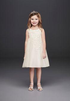 73cd22f1574 Jenny Yoo Collection (Maids) Etsy Print Flower Girl Dress