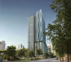 Gallery of GBL Architects' 8X Tower Approved to be Built in Vancouver - 10