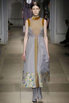 Erdem Autumn/Winter 2017 Ready-To-Wear Collection   British Vogue