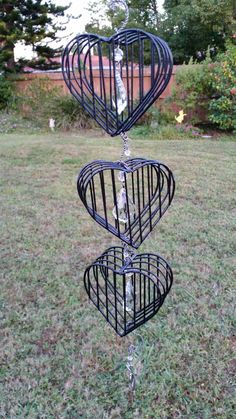 Check out this item in my Etsy shop https://www.etsy.com/listing/210697215/heart-garden-decor