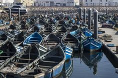 Port, Agadir Morocco