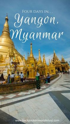 Four Days In Yangon, Myanmar Exploring Dala Township, Shwedagon Pagoda, The Ministers Building And Many More | What to do in Yangon Myanmar | Where to eat | Where to stay | Best hostel | Best photos of Yangon | Backpacking Myanmar | Backpack Yangon | Backpackers Wanderlust http://www.backpackerswanderlust.com/four-days-yangon-myanmar/