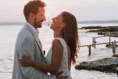 Fotos de Boda Formentera Hard Rock Hotel, Ibiza, Beach Wedding Photography, Couple Photos, Couples, Wedding Videos, Daytime Wedding, Wedding Pictures, Fotografia