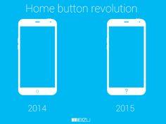 Novedad: Según Meizu, el Meizu m2 Note tendrá un botón de inicio revolucionario