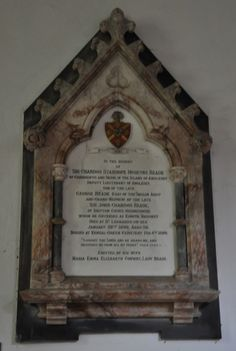 https://flic.kr/p/cJHaLN | Shipton-under-Wychwood-250 St Mary Monuments on south wall of south aisle http://www.bwthornton.co.uk/visiting-stratford-upon-avon.php