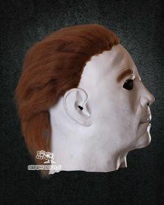 #MichaelMyers #halloweenmaske  http://www.horrormasken24.de/Michael-Myers-Maske.html