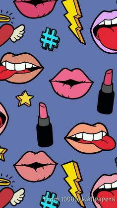 #Emoji, Lip Gloss,Lip Stick