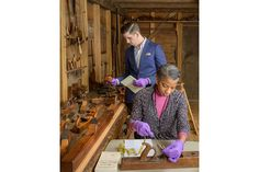 Winterthur Museum, Garden & Library reaches new milestone in cataloguing objects in its collection