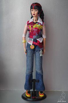 Dolly Fashion, Fashion Dolls, Barbie Skipper, Girl Barbie, Face Mold, Diy Barbie Clothes, Beautiful Barbie Dolls, Asian Doll, Fashion Catalogue