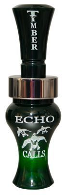 Echo Calls Timber Acrylic Duck Call - Green