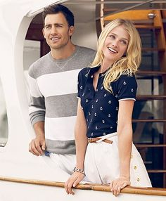 ProSport® Anchor Sailing Polo | Brooks Brothers
