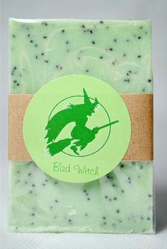 bad witch green tea poppy bar