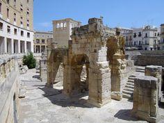Lecce, Italia (La Firenze del Sud)