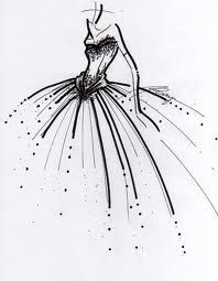 dress drawings - Google Search