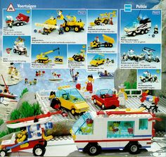 LEGO City 1992 set
