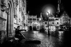 the man with the cello Photo by Nadine Persijn — National Geographic Your Shot