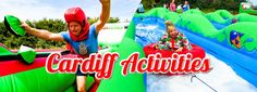 Looking for things to do in Cardiff? If you're looking to do different activities in Cardiff, we've got a huge variety to offer you - ranging from Bubble Football to Battlezone Archery. To know more click the link.   #Cardiffactivities #WelshGames