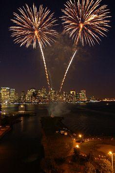 Fireworks by deleepgeorge, via Flickr