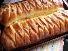 Easter Sweet Bread: Cheese Babka