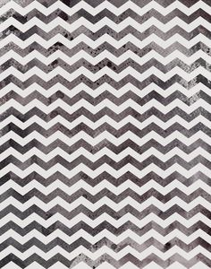 Watercolor Chevron Freebies! black and white!