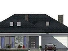 DOM.PL™ - Projekt domu DPS Orlando CE - DOM DPS1-30 - gotowy koszt budowy Plans, Case, Orlando, 30th, Outdoor Decor, Home Decor, Orlando Florida, Decoration Home, Room Decor