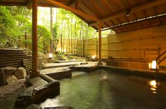 Top 5 Ryokan With Private & Public Onsen Japanese Bath House, Japanese Style House, Spring Spa, Spring Resort, Mind Hack, Kyoto, Japanese Hot Springs, Kobe Japan, Japan Travel Tips