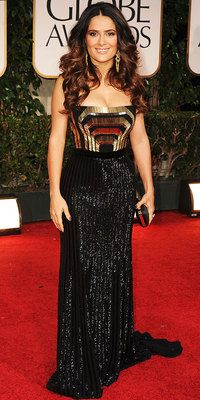 Salma Hayek and her body are out of this world
