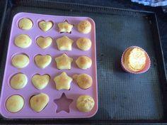 Cookies: sobre de pancake hecho al horno en molde de silicona
