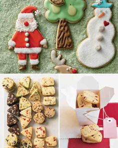Pink peppermint shortbread Christmas cookies. | SWEET TOOTH ...