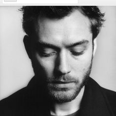Oh so sexy Jude Law....