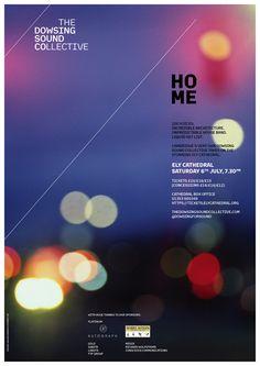 HOME by Richard Wolfstrome, via Behance