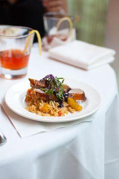 An Evening at Brennan's of Houston Restaurant | tamingofthespoon.com