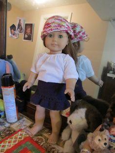 Ravelry: Lucky13's Ruffled Doll Skirt