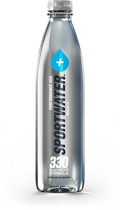 c149ab080d Sportwater Agua Mineral, Mineral Water, Water Packaging, Water Branding,  Label Design,