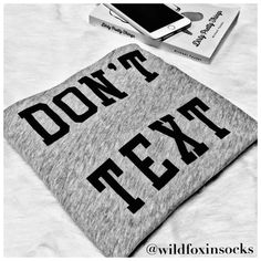 "Wildfox || DON'T TEXT UR EX || Tank Wildfox ""Don't Text Ur Ex"" Racerback tank. Material: 90% Cotton, 20% Rayon. Size: S. NWT. Wildfox Tops Tank Tops"