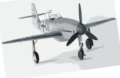 This aircraft paper model is a Messerschmitt Me 309, a prototype German fighter designed in the early years of World War II to replace the Bf 109, the papercraft is created by ThaiPaperwork, and the scale is in 1:48.