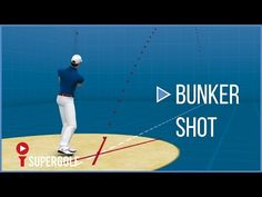 Bunker Shot I SUPERGOLF 3D - YouTube