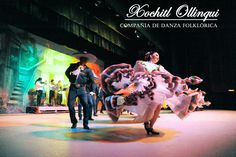 Folk Dance Company XOCHITL OLLINQUI. Mexico DF