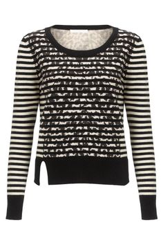 The 20 Best Summer Sweaters - Elle Thakoon Addition Textured Sheer Sweater, $273; matchesfashion.com