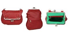 Buy Online Sling Bags for Women  Buy online sling bags for women at Rs. 2,199/- only from guava. Made of leather. Catch up now.  http://goo.gl/qdJV6O