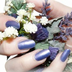 Heather on the Hill by Melissa G. Click the pic to see what nail polish she used. #beauty #nailpolish #everydaylook #nails
