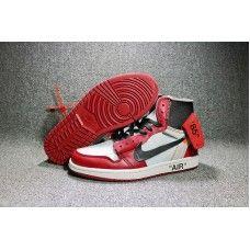 Cheap Off White x Jordan Sale - Air Jordan 1 x Off White Men Basketball Red Black White Jordan Shoes, Jordan 1, Red Black, Black And White, Off White Shoes, Cheap Air, Air Jordans, Adidas Sneakers, Basketball