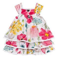 Floral Print Dress