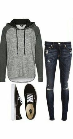 New Fall Clothes 2014 Outfit Vans Outfits With Vans