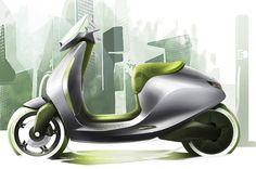 Das elektrische Portfolio von smart wird weiter wachsen. Neben dem smart electric drive und dem smart ebike wird in 2014 zusätzlich der smart scooter auf den Markt kommen. So bietet smart als Anbieter innovativer Mobilitätslösungen für die Stadt ein komplettes Portfolio elektrisch angetriebener Fahrzeuge für kurze, mittlere und lange Distanzen.
