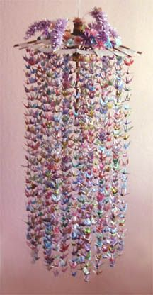 One Thousand Origami Cranes Kit – Paper Tree - The Origami Store | 416x216
