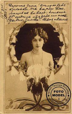 Lina Cavalieri 1900