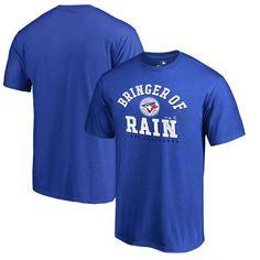 Josh Donaldson Toronto Blue Jays Fanatics Branded Player Hometown Collection Big & Tall T-Shirt - Blue