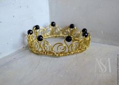 Диадемы, обручи ручной работы. Заказать Мини корона для Медведя. Sysoeva Mariya~Stylish jewelry. Ярмарка Мастеров. Мишка, аксессуар